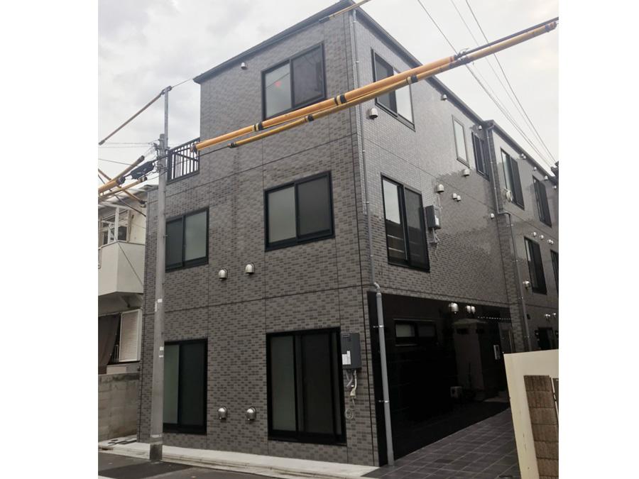 大田区西糀谷の新築賃貸住宅完成