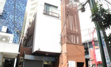 大田区東蒲田のマンションの改修工事が始まりました。
